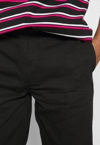 Santa Cruz - DOT WORKPANT - Pantalon classique - black - 5