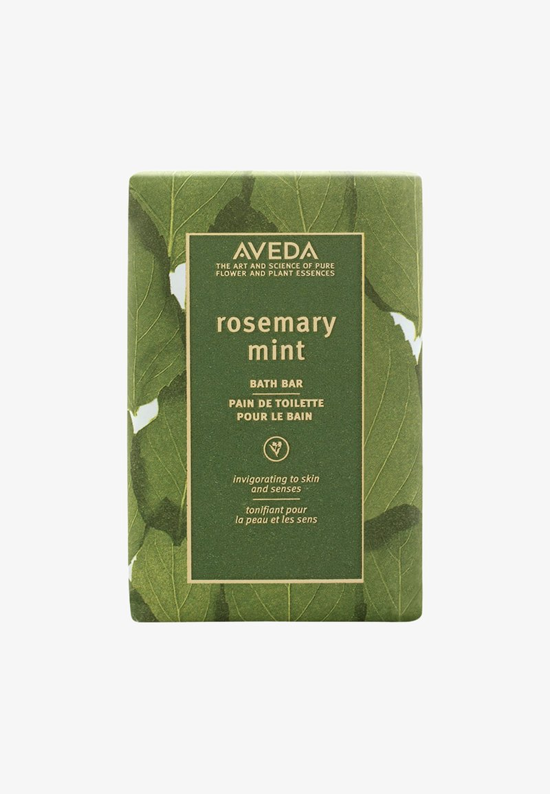 Aveda - ROSEMARY MINT BATH BAR - Soap bar - -