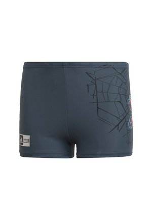 BOYS MARVEL SPIDER-MAN SWIM BRIEFS - Swimming trunks - green