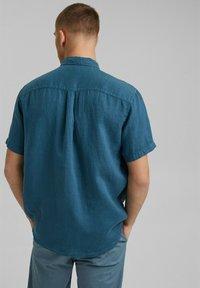 Esprit - Shirt - teal blue - 2