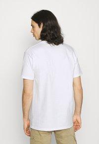Obey Clothing - ICON FACE TORONTO - Printtipaita - white - 2