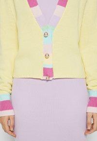 Olivia Rubin - TALLY - Cardigan - yellow - 7