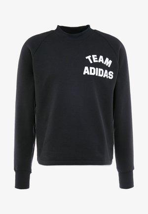 VRCT CREW - Sweatshirt - black/white