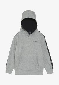 Champion - AMERICAN CLASSICS PIPING HOODED  - Hoodie - mottled grey - 3