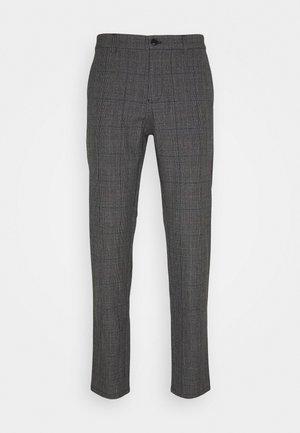 FRANKIE TROUSERS - Pantalones - grey melange