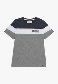 Kaporal - Camiseta estampada - grey - 0