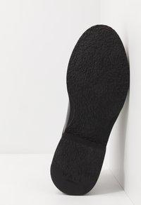 Walk London - JAZZ DERBY - Zapatos con cordones - oxblood/black - 4