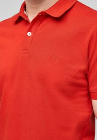 s.Oliver - Polo shirt - orange - 4