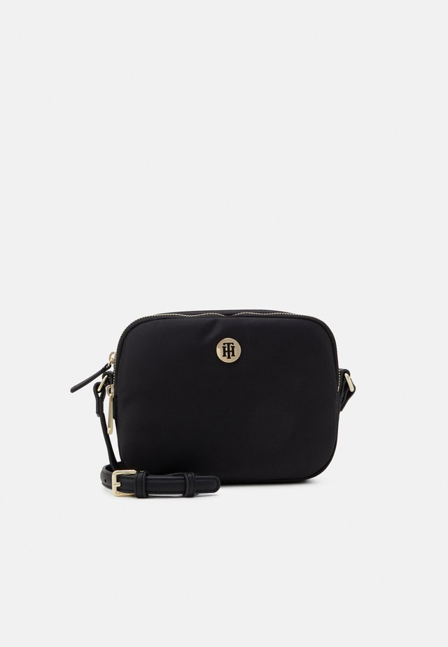 POPPY CROSSOVER - Across body bag - black