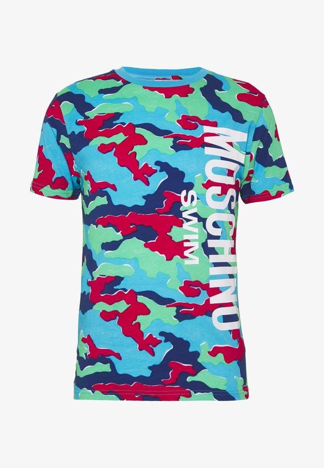 Nachtwäsche Shirt - light blue