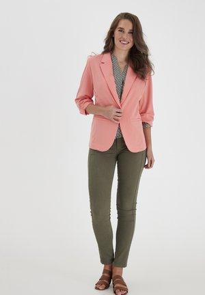 Blazer - shell pink