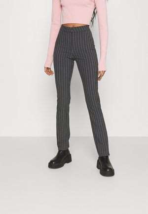 ALECIA TROUSER - Trousers - antracite