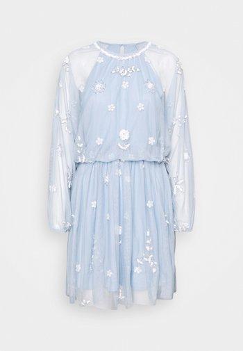 SAFIE - Vestido de cóctel - pale blue