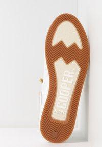 Candice Cooper - ROCK DELUXE ZIP - Sneakers - bianco - 6