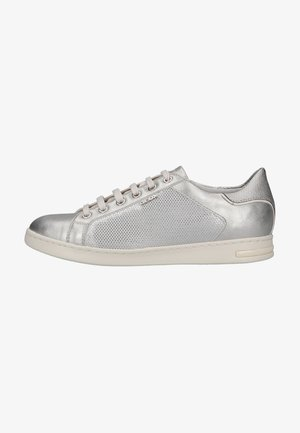 Trainers - off white/silver