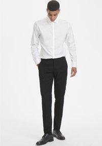 Matinique - LAS - Suit trousers - black - 1