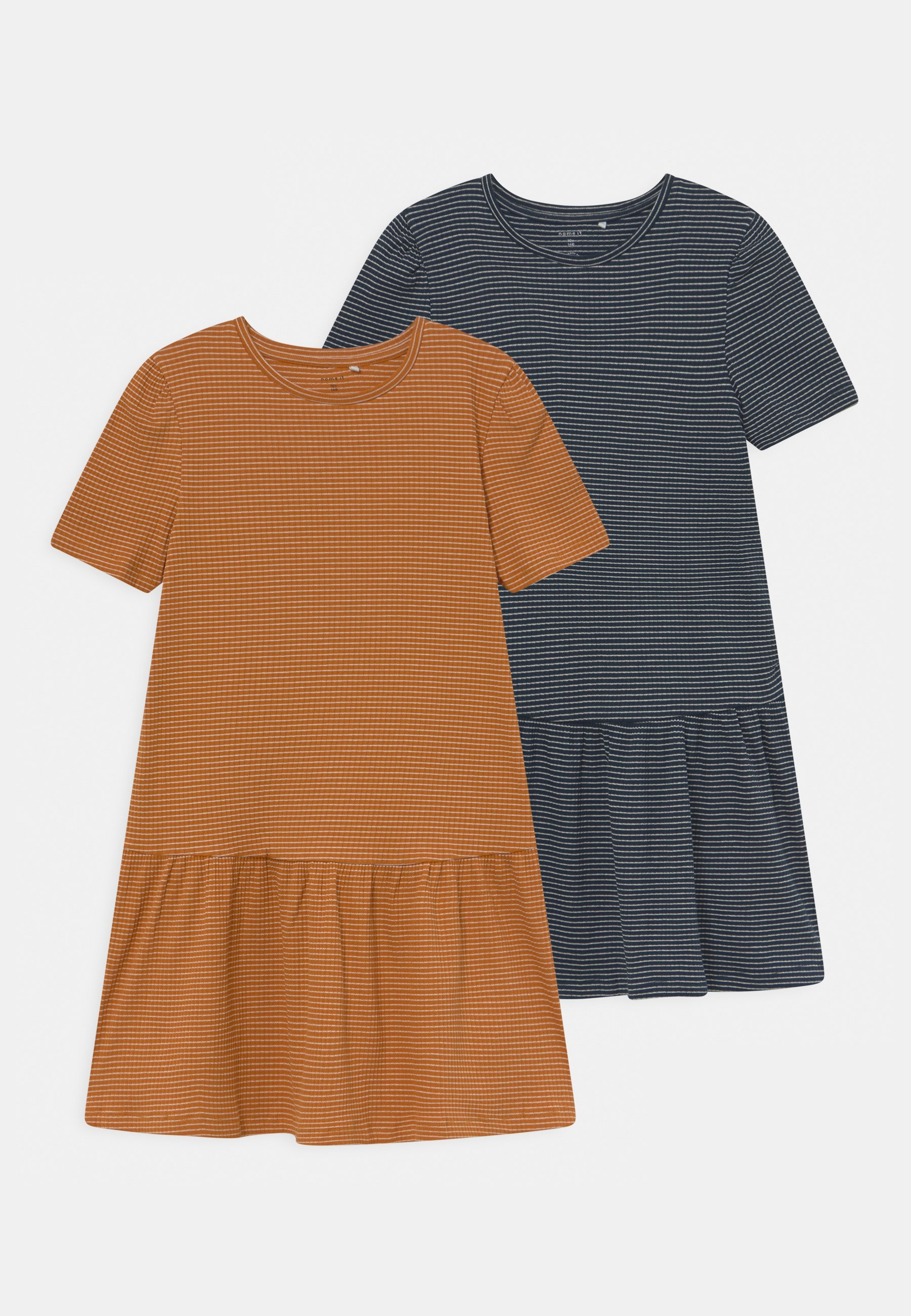 Kinder NKFLARA DRESS 2 PACK - Jerseykleid