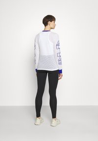 adidas Originals - VARSITY - Camiseta de manga larga - white - 2