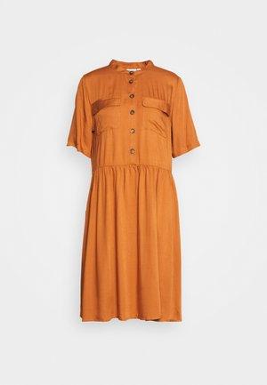 BAILE DRESS - Skjortekjole - adobe