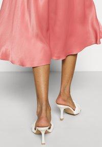 Second Female - EDDY NEW SKIRT - A-line skirt - dusty rose - 3