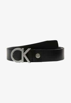 BUCKLE BELT - Ceinture - black