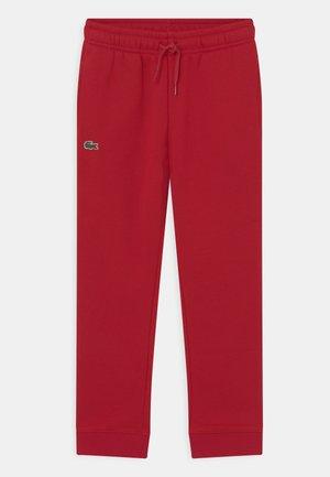 UNISEX - Pantalon de survêtement - rouge