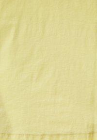 YAS - YASSARITA O NECK TEE - Basic T-shirt - french vanilla - 2
