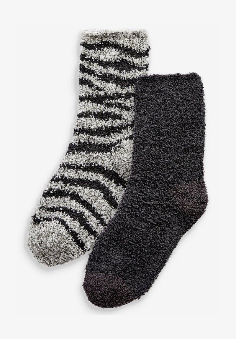 Next - 2 PACK - Socks - grey