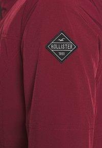 Hollister Co. - Lett jakke - burgundy - 5