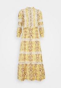 sandro - Maxi dress - jaune - 0
