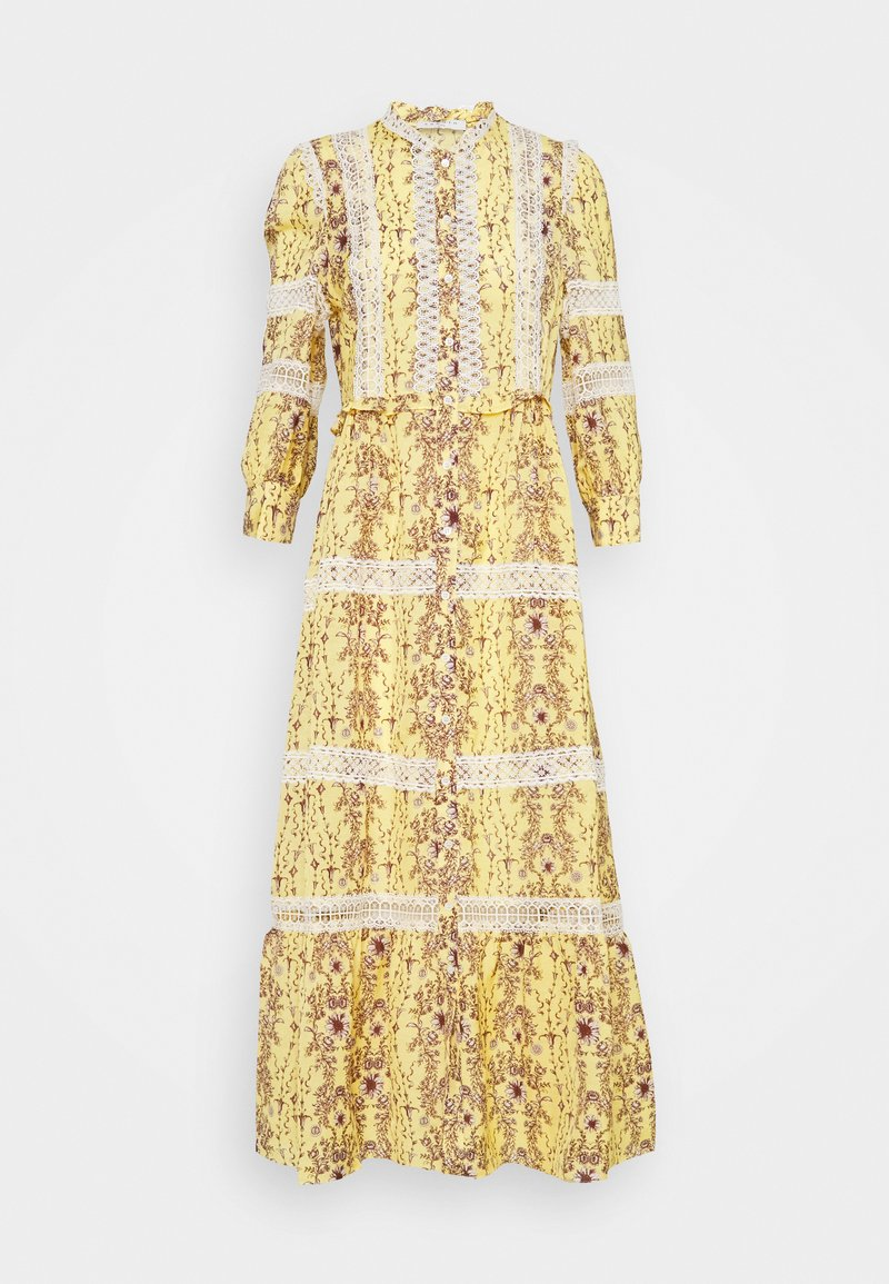 sandro - Maxi dress - jaune