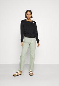 Ragwear - NEREA - Long sleeved top - black - 1