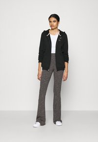 Roxy - DAY BREAKS ZIPPED - Zip-up hoodie - anthracite - 1