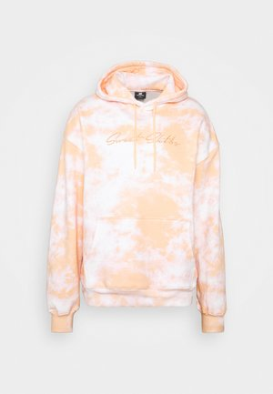 BIG LOOSE HOOD UNISEX - Felpa con cappuccio - orange
