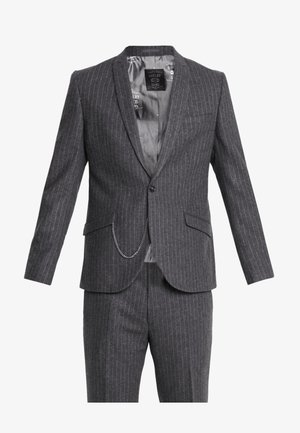 WITTON SUIT - Kostym - grey
