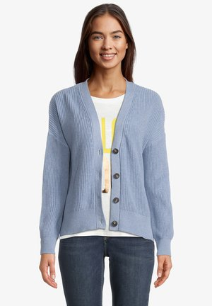 Gilet - light blue melange