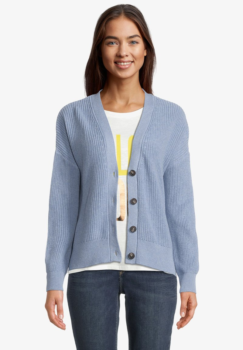 Betty & Co - Cardigan - light blue melange