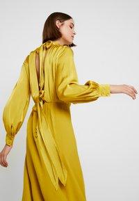 Ghost - RENAE DRESS - Vestito estivo - yellow - 5