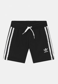 adidas Originals - TEE SET UNISEX - Shorts - white/black - 2