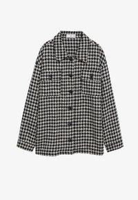 Mango - Summer jacket - zwart - 7