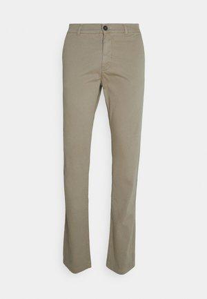 CLARK - Chino kalhoty - khaki