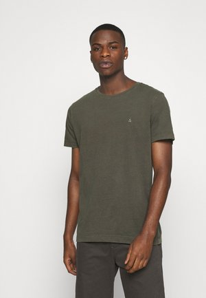 T-shirt basic - forest night