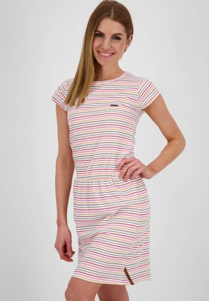 SHANNAAK - Jersey dress - white