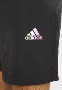 adidas Performance - FAVS  - Krótkie spodenki sportowe - black - 5