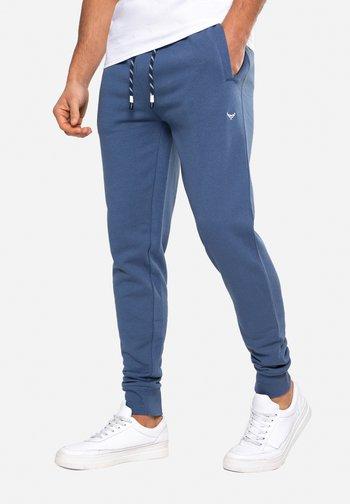 TRIFOLIATE - Pantaloni sportivi - denim blue