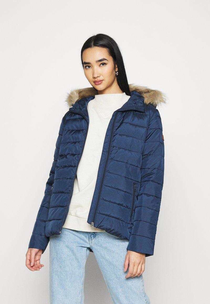 Roxy - ROCK PEAK FUR - Light jacket - mood indigo