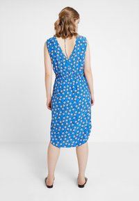 Marc O'Polo DENIM - DRESS STRAP DETAIL AT BACK - Day dress - blue - 3