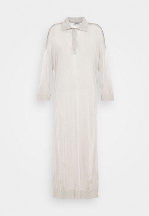 MONIQUE DRESS - Denní šaty - beige