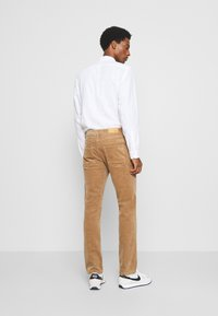 Solid - DRYDER - Trousers - beige - 2