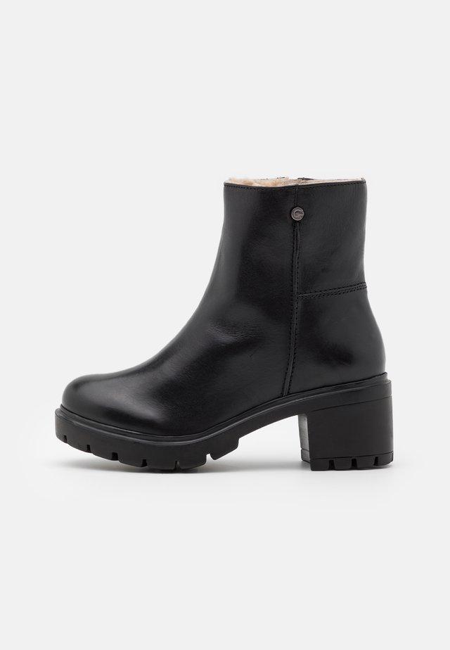 FLAVA - Støvletter - black